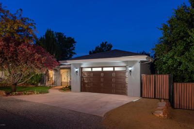 Sedona Single Family Home UCB (Under Contract-Backups): 375 View Drive