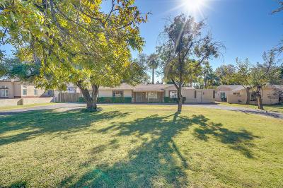 Phoenix Single Family Home For Sale: 3335 E Osborn Road