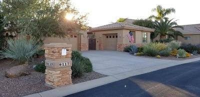 Sun Lakes Single Family Home For Sale: 9117 E Rocky Lake Drive