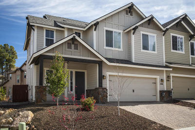 Flagstaff Condo/Townhouse For Sale: 3182 S Beringer Lane