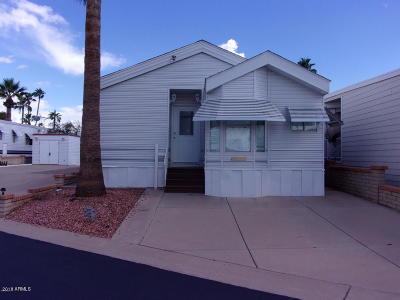 Apache Junction Residential Lots & Land For Sale: 2151 S Klamath Avenue