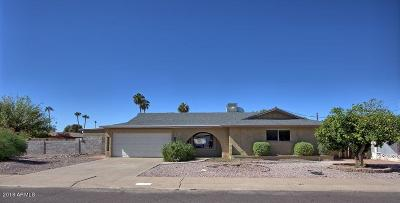 Scottsdale Single Family Home For Sale: 3918 N 85 Street