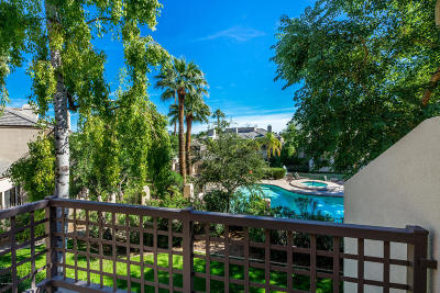 Gainey Ranch Condo/Townhouse For Sale: 7272 E Gainey Ranch Road #95