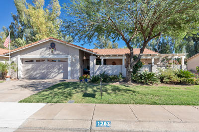 Mesa Single Family Home For Sale: 1283 Leisure World