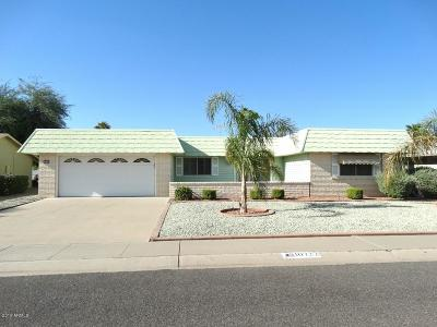 Sun City Rental For Rent: 10722 W Pineaire Drive