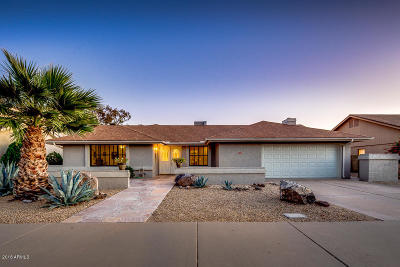 Scottsdale Single Family Home For Sale: 5227 E Paradise Lane