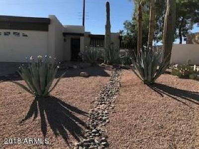 Fountain Hills Single Family Home For Sale: 14610 N Yerba Buena Way