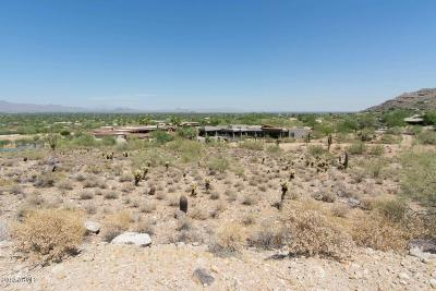 Paradise Valley Residential Lots & Land For Sale: 7560 N Hummingbird Lane