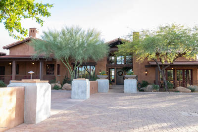 Wickenburg Single Family Home For Sale: 815 W Bridle Path