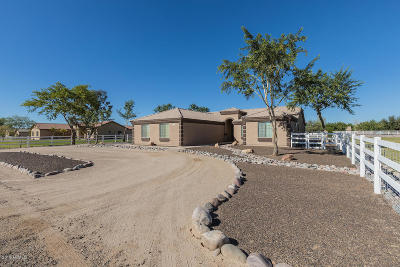 San Tan Valley Single Family Home For Sale: 4808 E Rogers Lane