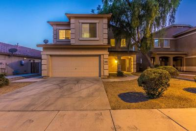 El Mirage Single Family Home For Sale: 12933 W Scotts Drive