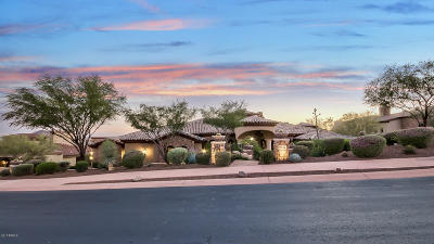Fountain Hills Single Family Home For Sale: 9932 N Palisades Boulevard