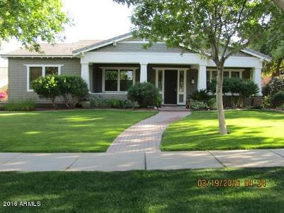 Buckeye Single Family Home For Sale: 20941 W Main Street