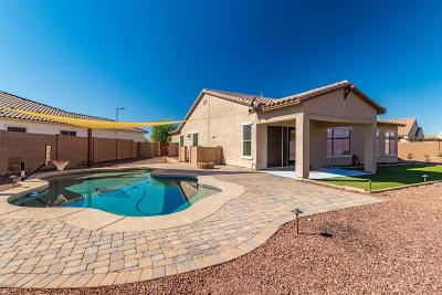 Goodyear AZ Single Family Home For Sale: $344,500