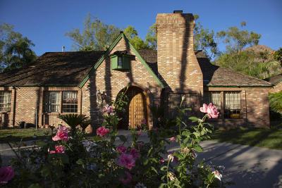 Phoenix Single Family Home For Sale: 4984 E Camelback Road