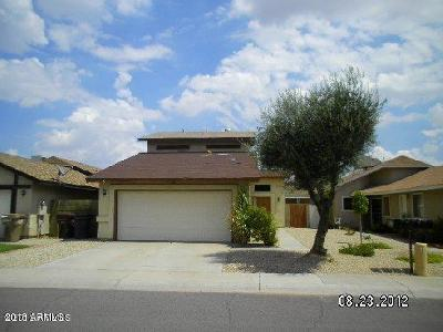 Peoria Single Family Home UCB (Under Contract-Backups): 11241 N 81st Drive