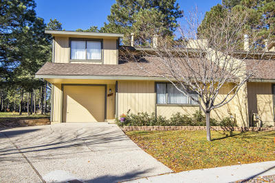 Flagstaff Condo/Townhouse For Sale: 1601 N Lakeview Lane