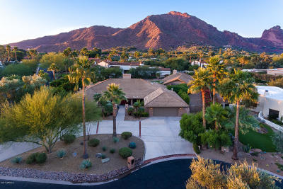 Paradise Valley Single Family Home For Sale: 6224 N Yucca Road