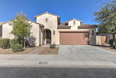 Gilbert Single Family Home For Sale: 1444 E Kingbird Drive