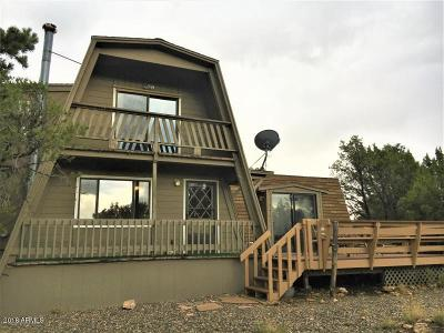 Flagstaff Single Family Home For Sale: 6111 E Camden Road