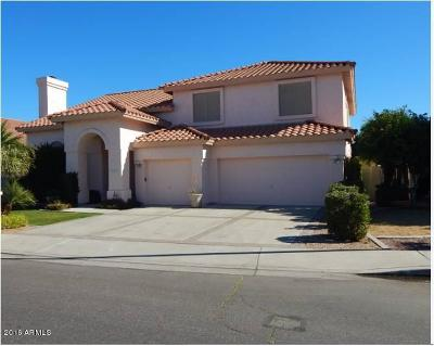 Glendale Single Family Home For Sale: 12315 N 57th Drive