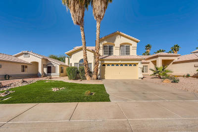 Chandler Single Family Home For Sale: 914 E Folley Street