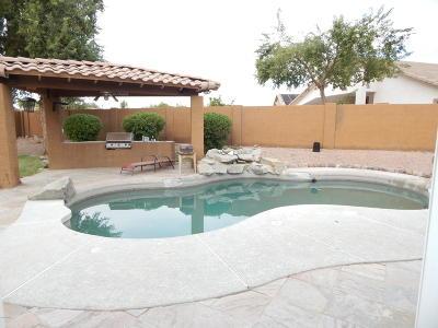 Glendale Single Family Home For Sale: 7420 N 82nd Lane