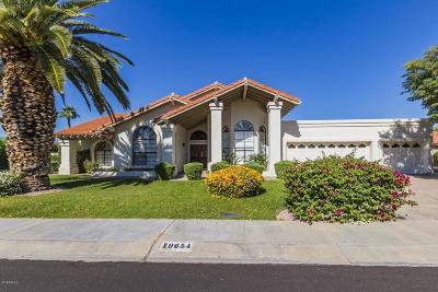 Scottsdale Single Family Home For Sale: 10654 E Terra Drive