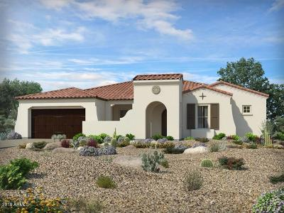 Rio Verde Single Family Home For Sale: 28606 N Cottonwood Basin Drive