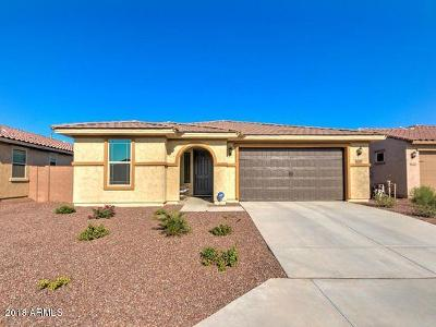Goodyear Single Family Home UCB (Under Contract-Backups): 3455 S 185th Drive