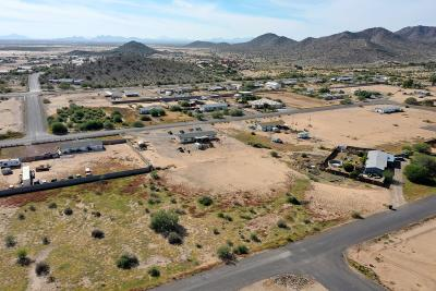 Casa Grande Residential Lots & Land For Sale: W Prairie Lane