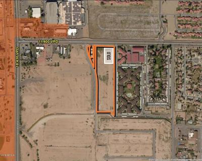 Glendale Residential Lots & Land For Sale: W Glendale Avenue