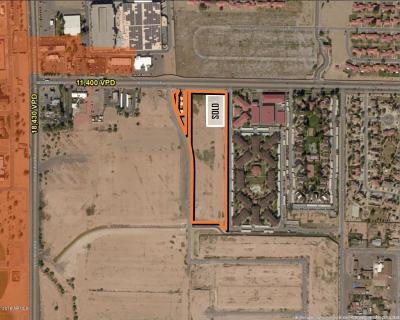 Glendale Residential Lots & Land For Sale: W Glendale Avenue