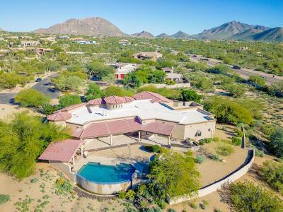 Scottsdale Single Family Home For Sale: 9305 E Buckskin Trail