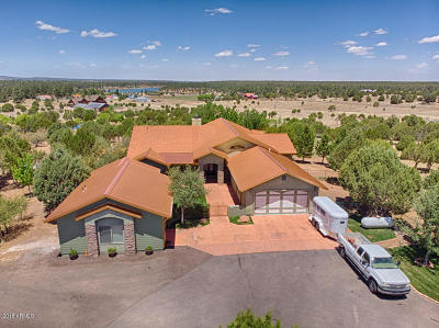 Payson, Pine, Pinedale, Pinetop, Lakeside, Show Low, Strawberry, Flagstaff, Munds Park, Prescott, Prescott Valley, Happy Jack, Sedona Single Family Home For Sale: 1600 N 16th Street