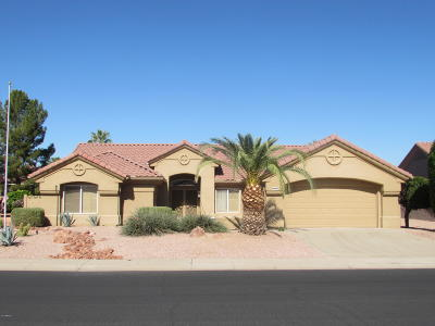 Sun City West Rental For Rent: 15524 W White Wood Drive