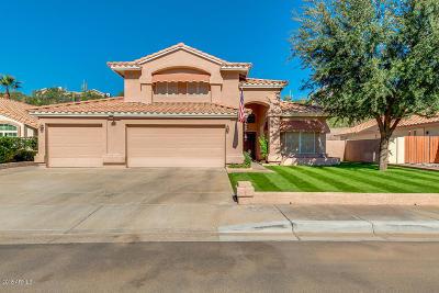 Phoenix Single Family Home For Sale: 1652 W Acoma Drive