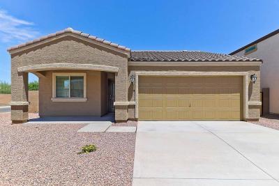 Buckeye Single Family Home For Sale: 8659 S 253rd Avenue