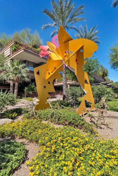 Scottsdale Single Family Home For Sale: 7151 E Rancho Vista Drive #1007