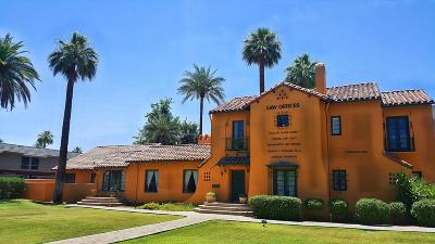 Phoenix Single Family Home For Sale: 125 E Coronado Road