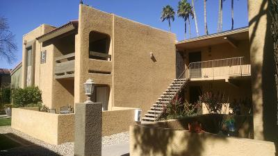 Scottsdale  Apartment For Sale: 8500 E Indian School Road #136