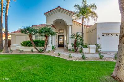Scottsdale Single Family Home For Sale: 10800 E Cactus Road #62