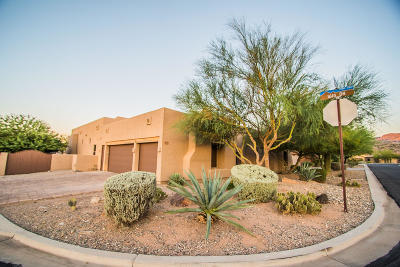 Phoenix Single Family Home For Sale: 1614 W Lodge Drive