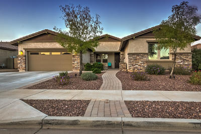 Litchfield Park Single Family Home For Sale: 19336 W Colter Street