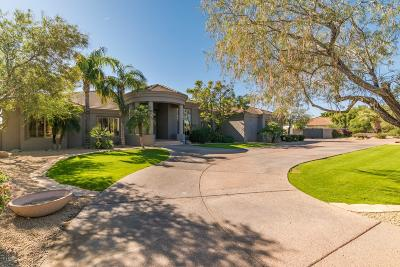 Scottsdale Single Family Home For Sale: 12501 E Doubletree Ranch Road
