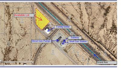 Wittmann Residential Lots & Land For Sale: 312xx N Us Highway 60 Highway