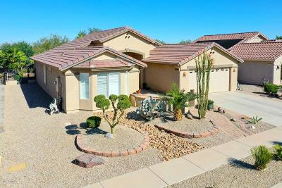 Casa Grande Single Family Home For Sale: 2384 E Durango Drive