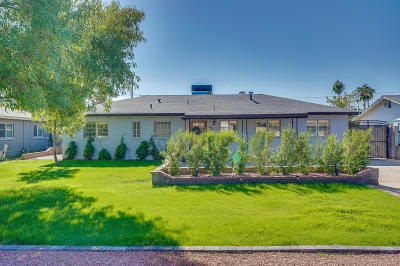 Phoenix Single Family Home For Sale: 4329 E Hubbell Street