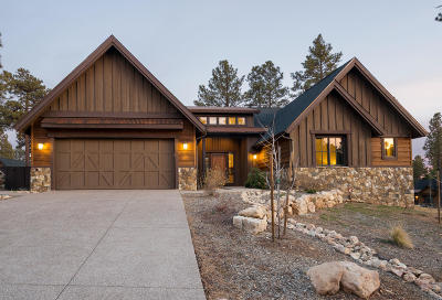 Flagstaff Single Family Home For Sale: 2637 E Telluride Drive