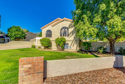 Mesa Single Family Home For Sale: 606 W Caballero Circle